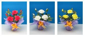 薔薇(バラ)の造花